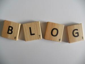 Blog title